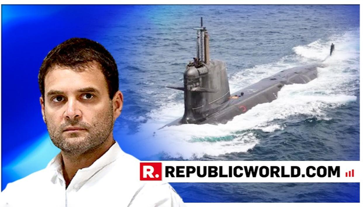REVEALED: RAHUL'S UK COMPANY BUSINESS PARTNER SCORED OFFSET CONTRACTS IN SCORPENE SUBMARINE DEAL DURING UPA ERA