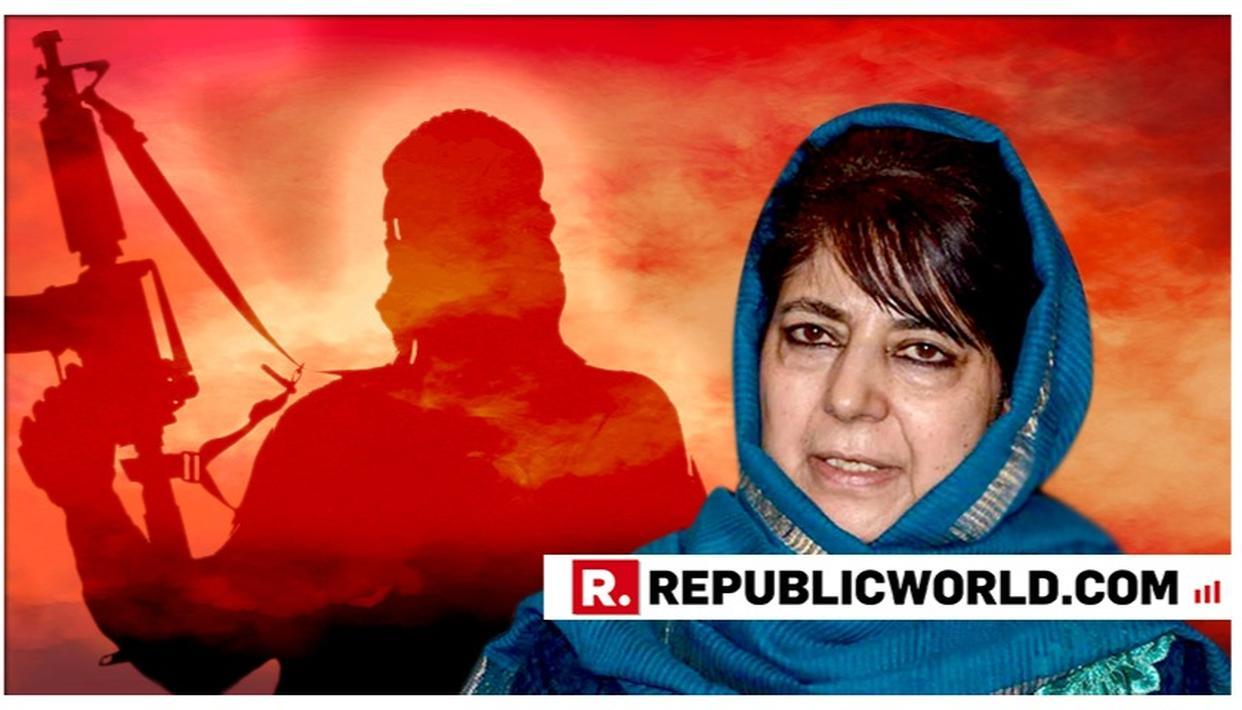 "WATCH: MEHBOOBA MUFTI MAKES RAMADAN APPEAL TO TERRORISTS, SAYS ""SHOULD NOT MAKE ANY ATTACKS DURING THAT TIME"""