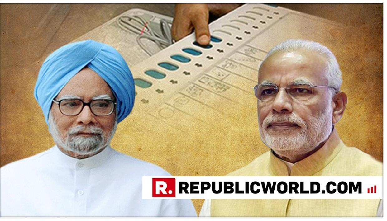 FORMER PM MANMOHAN SINGH SLAMS THE MODI GOVERNMENT FOR INDIA'S SLOWING ECONOMY DUE TO ITS LACK OF VISION