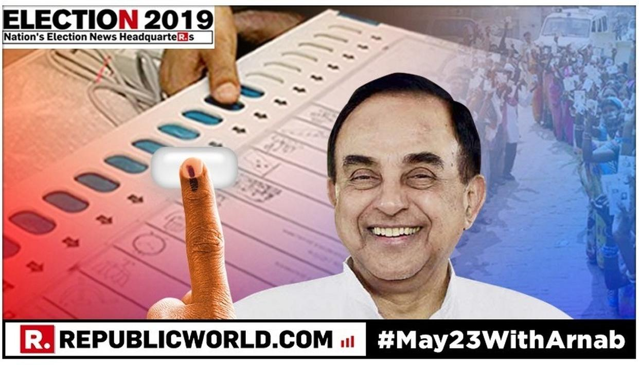 HERE'S WHY DR SUBRAMAIAN SWAMY BELIEVES THAT A BJP MAJORITY IN THE NEXT LOK SABHA IS HIGHLY LIKELY