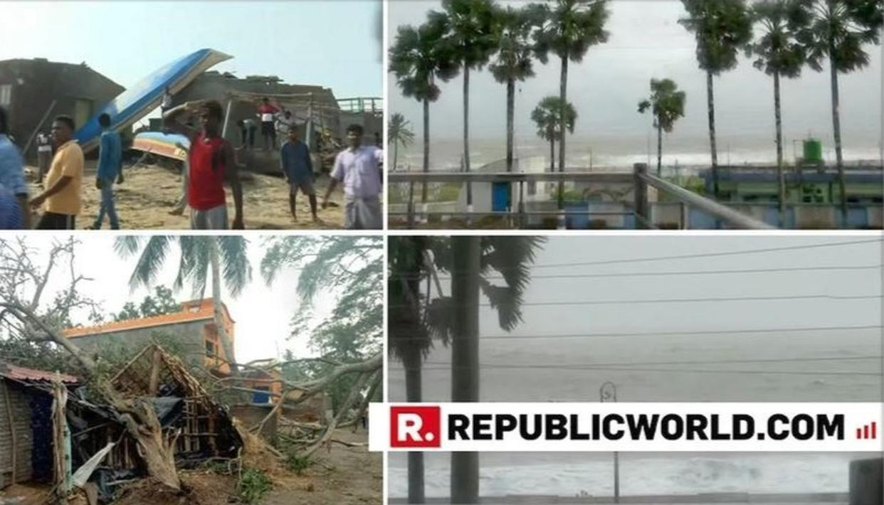 CYCLONE FANI TOLL RISES TO 35 IN ODISHA, LAKHS STILL WITHOUT WATER AND ELECTRICITY