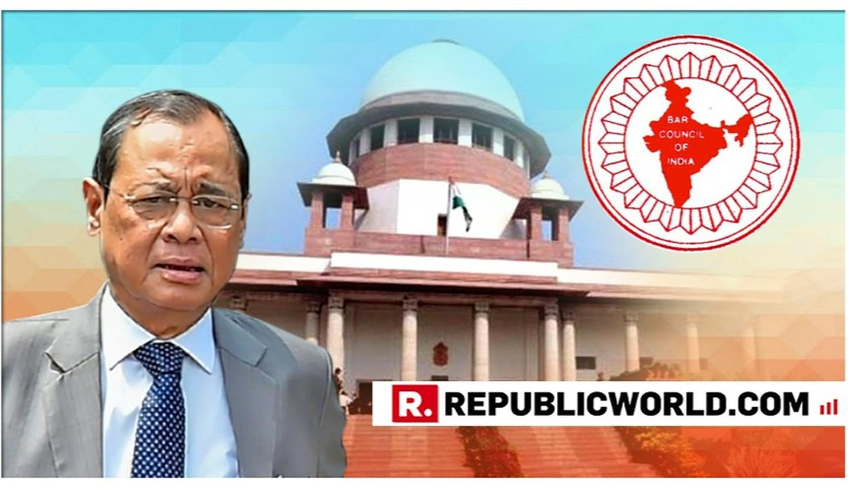 "BAR COUNCIL OF INDIA BACKS IN-HOUSE PANEL DECISION OVER CJI RANJAN GOGOI; SAYS, ""THIS COULD BE CALLED AN ATTEMPT TO SCANDALISE THE INSTITUTION"""