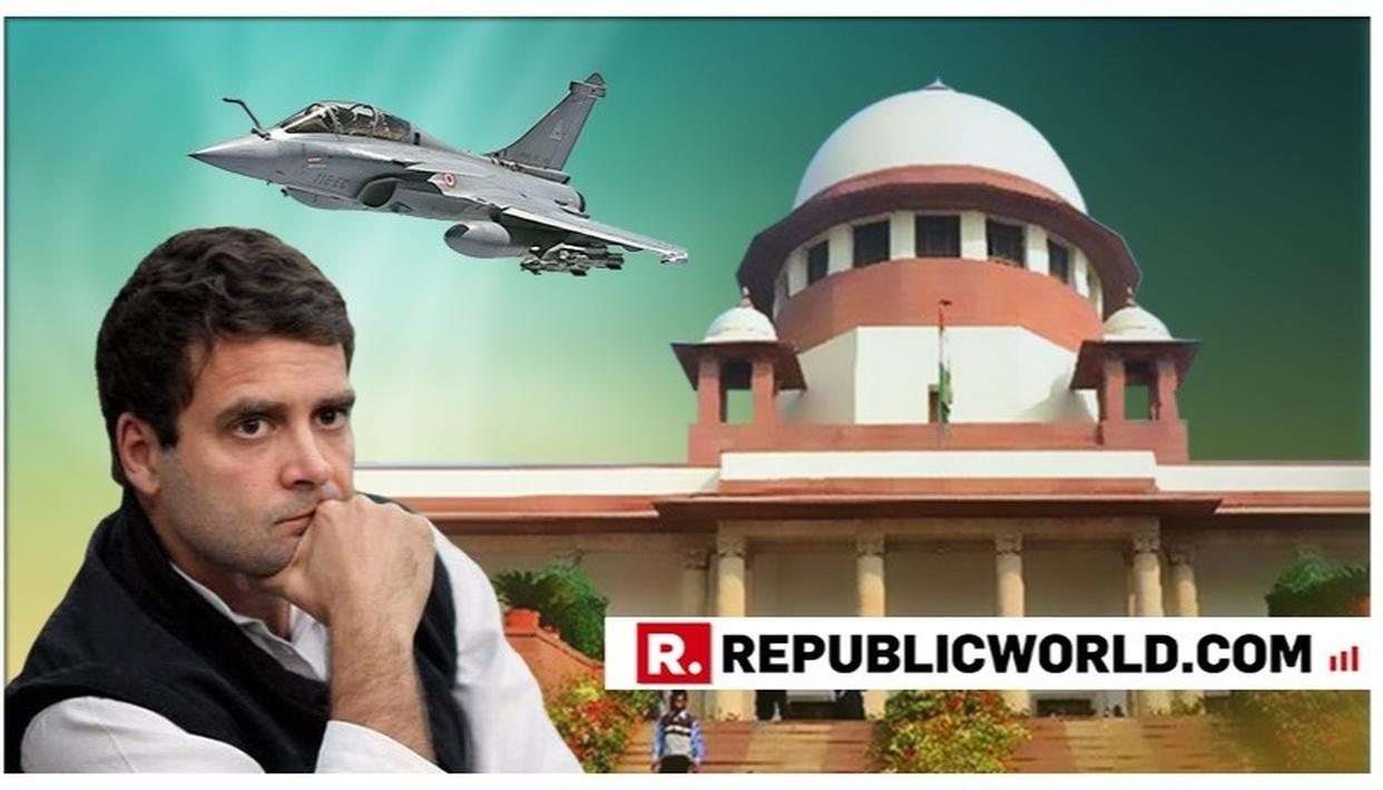 THIS IS RAHUL GANDHI'S 'UNCONDITIONAL APOLOGY' TO THE SUPREME COURT