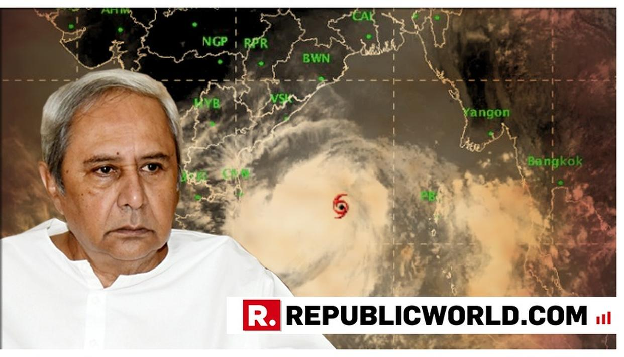 NHRC ISSUES NOTICE TO ODISHA GOVERNMENT OVER RELIEF MATERIAL NOT REACHING THOSE AFFECTED IN THE CYCLONE-HIT STATE