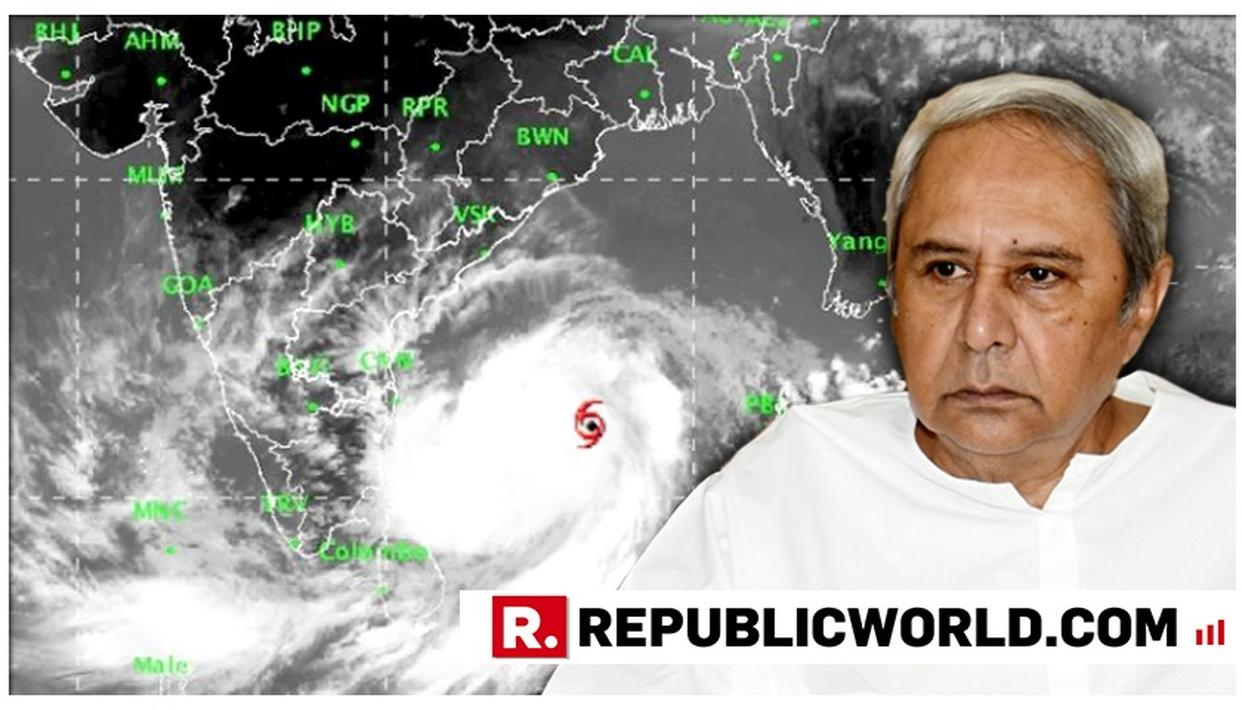 ODISHA ANNOUNCES RS 1600 CR LIVELIHOOD PACKAGE FOR CYCLONE HIT FARMERS, FISHERMEN