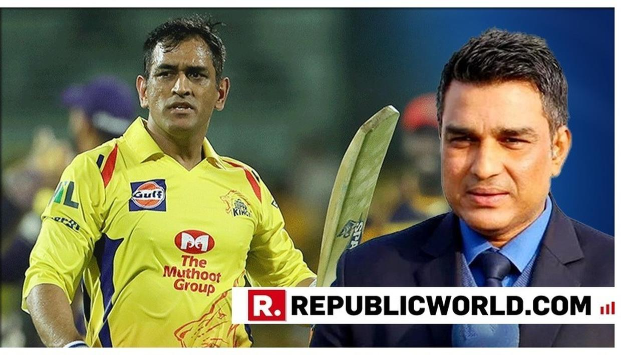 HERE'S WHY NETIZENS ARE CRITICISING SANJAY MANJREKAR FOR SHOWING SYMPATHY TOWARDS MS DHONI AFTER CSK'S LOSS IN IPL FINAL