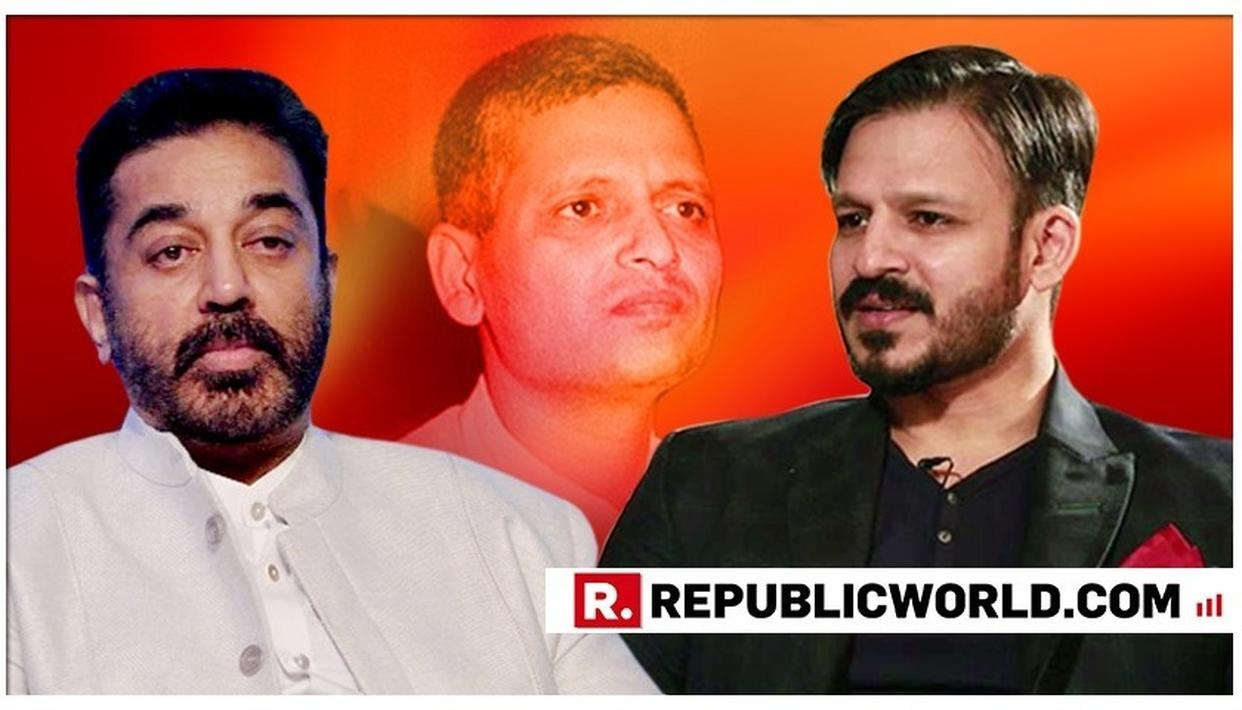 WATCH: 'KAMAL HAASAN MUST APOLOGISE FOR HURTING SENTIMENTS OF HINDUS,' SAYS VIVEK OBEROI HITTING OUT AT THE MNM CHIEF OVER HIS 'GODSE' REMARK