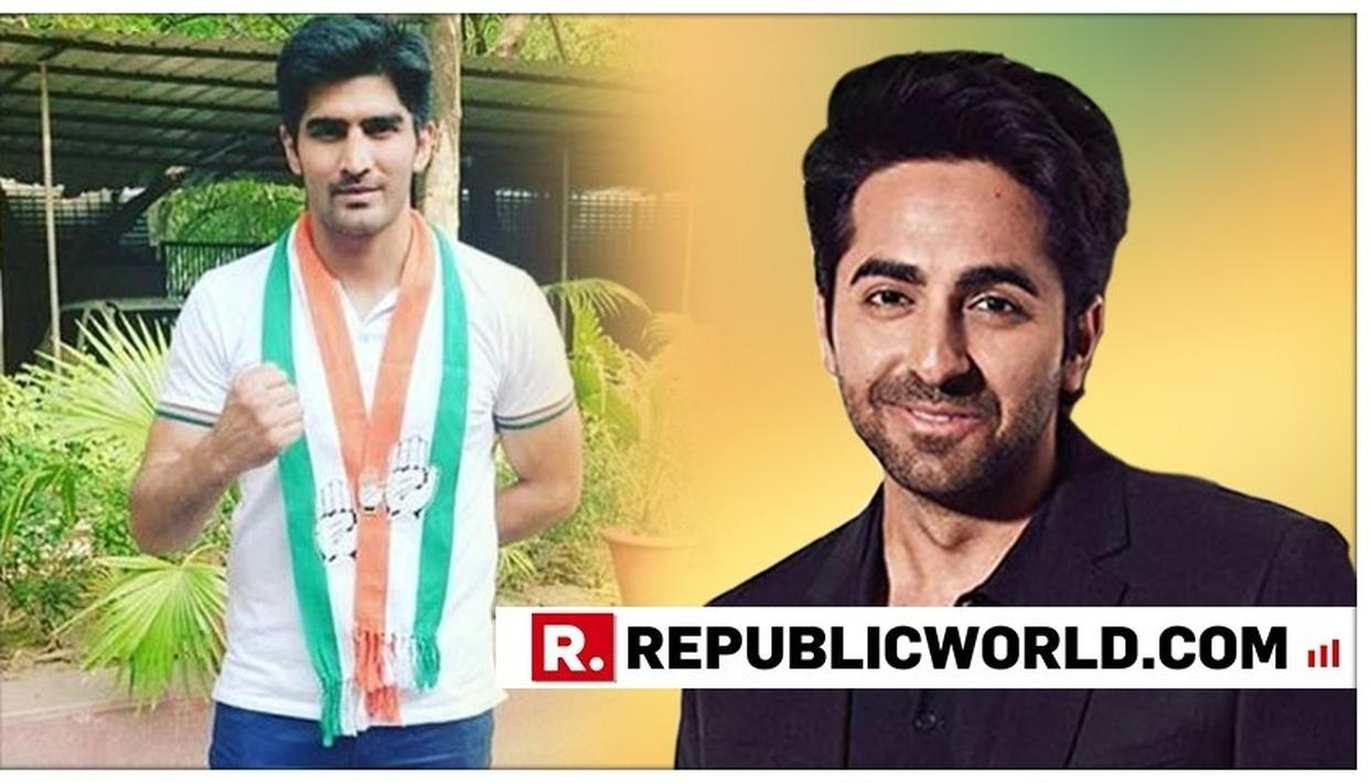 Ahead of Lok Sabha election results, Congress candidate Vijender Singh has a major reason to celebrate; Ayushmann Khurrana congratulates boxer