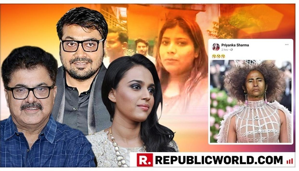'YOU CANNOT BE SELECTIVE ON ISSUES': FILMMAKER ASHOKE PANDIT HAS THOUGHT-PROVOKING QUESTIONS FOR SWARA BHASKER, ANURAG KASHYAP & OTHERS, ON PRIYANKA SHARMA'S ARREST FOR SHARING MAMATA BANERJEE'S MEME