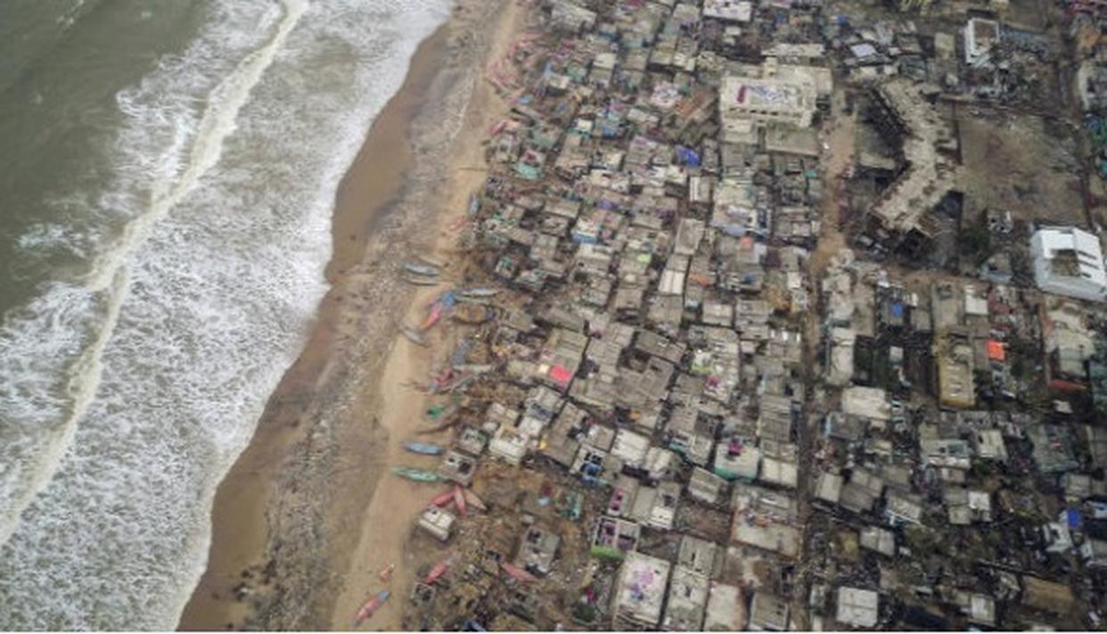 11 DAYS SINCE CYCLONE FANI MADE LANDFALL, NO ELECTRICITY IN ODISHA'S PURI