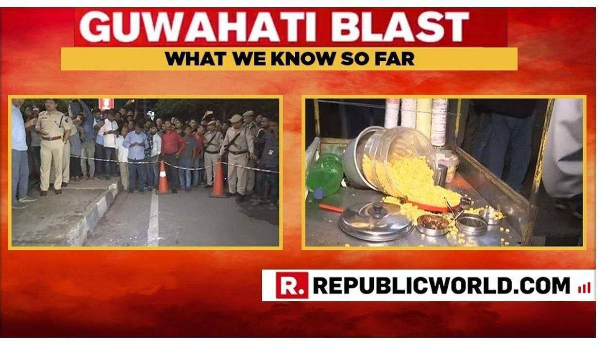 GRENADE BLAST OUTSIDE GUWAHATI'S CENTRAL MALL: HERE'S WHAT WE KNOW SO FAR