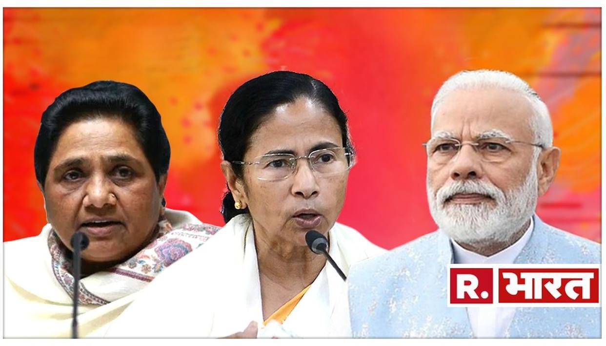 पश्चिम बंगाल की मुख्यमंत्री को निशाना बनाना प्रधानमंत्री को शोभा नहीं देता : मायावती