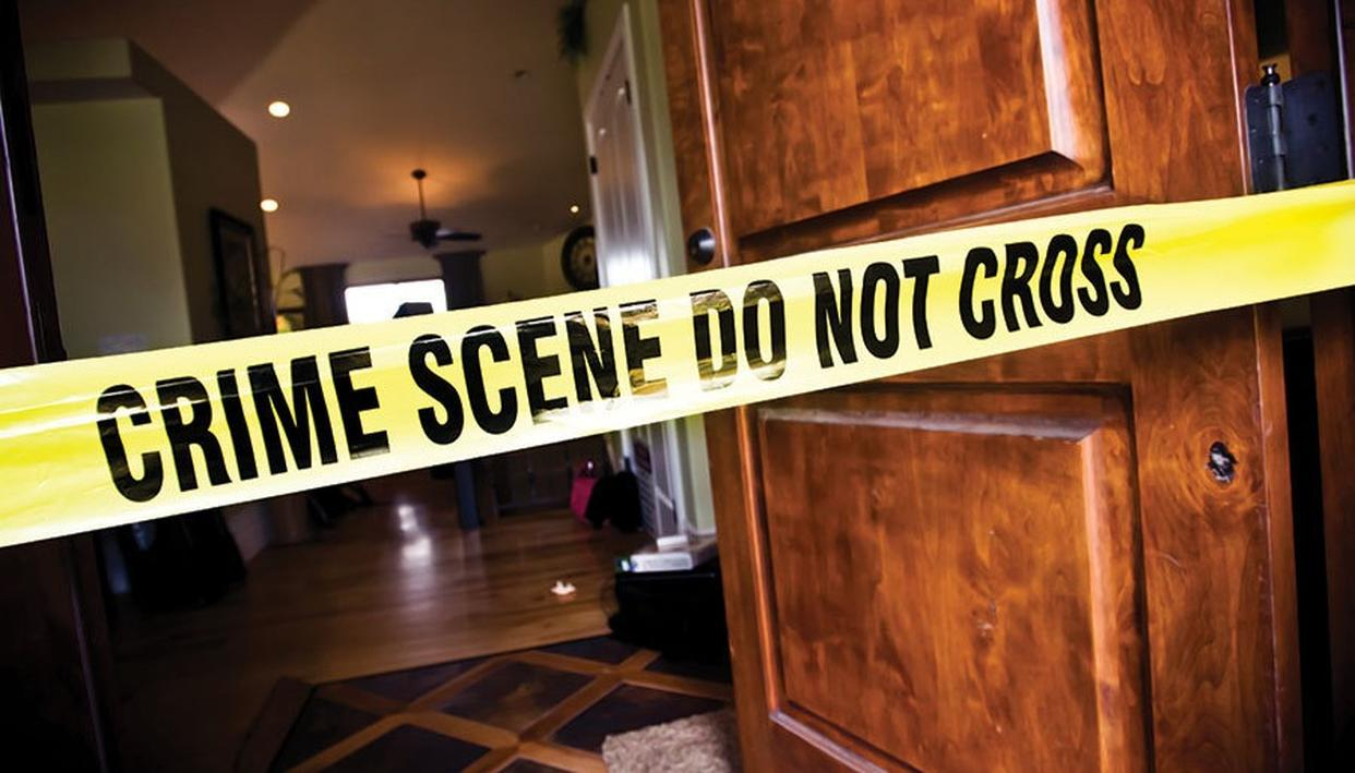 MAN STRANGULATES HIS THREE-AND-A-HALF-YEAR OLD DAUGHTER TO DEATH