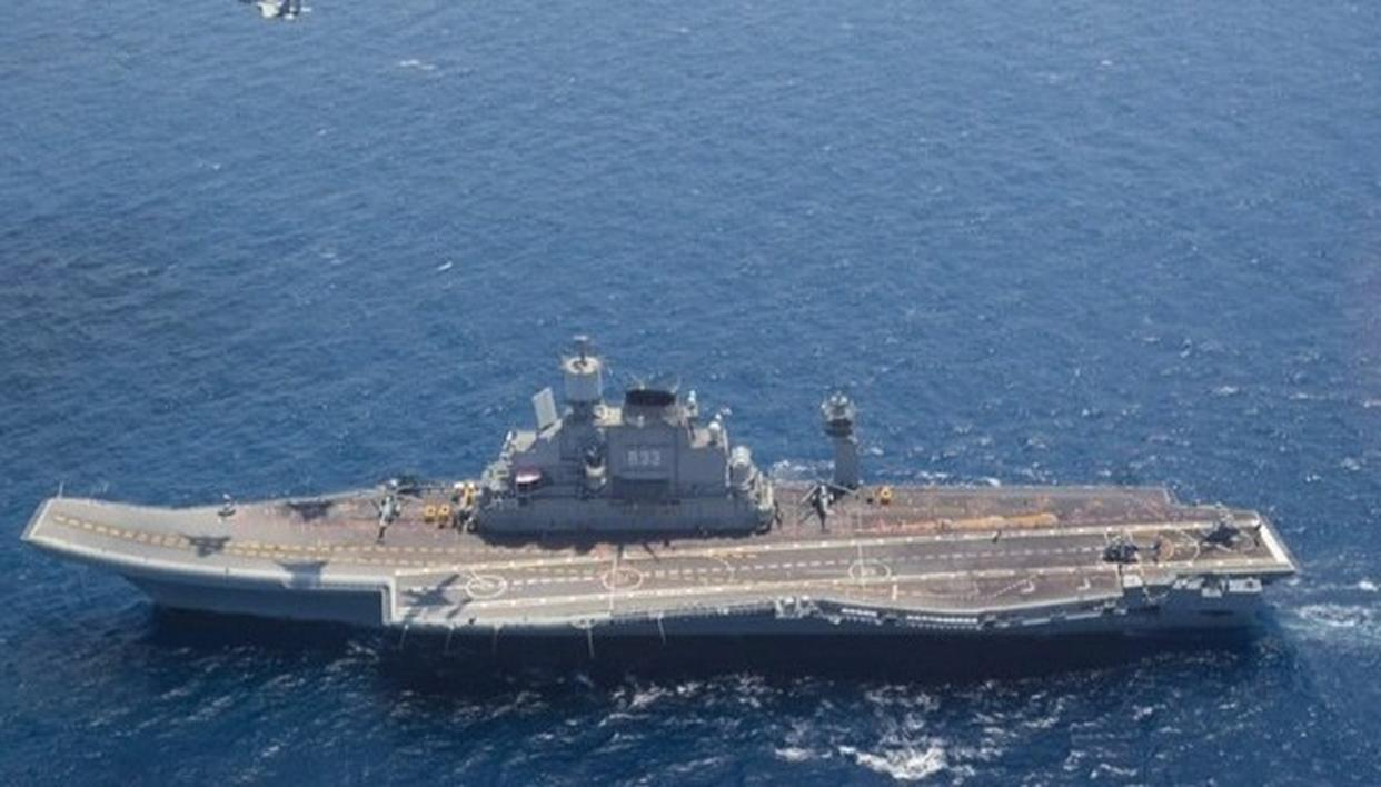 INDIA'S MULTILATERAL NAVAL EXERCISES PROVES ITS COMMITMENT FOR ACT EAST POLICY; SAYS INDIAN ENVOY