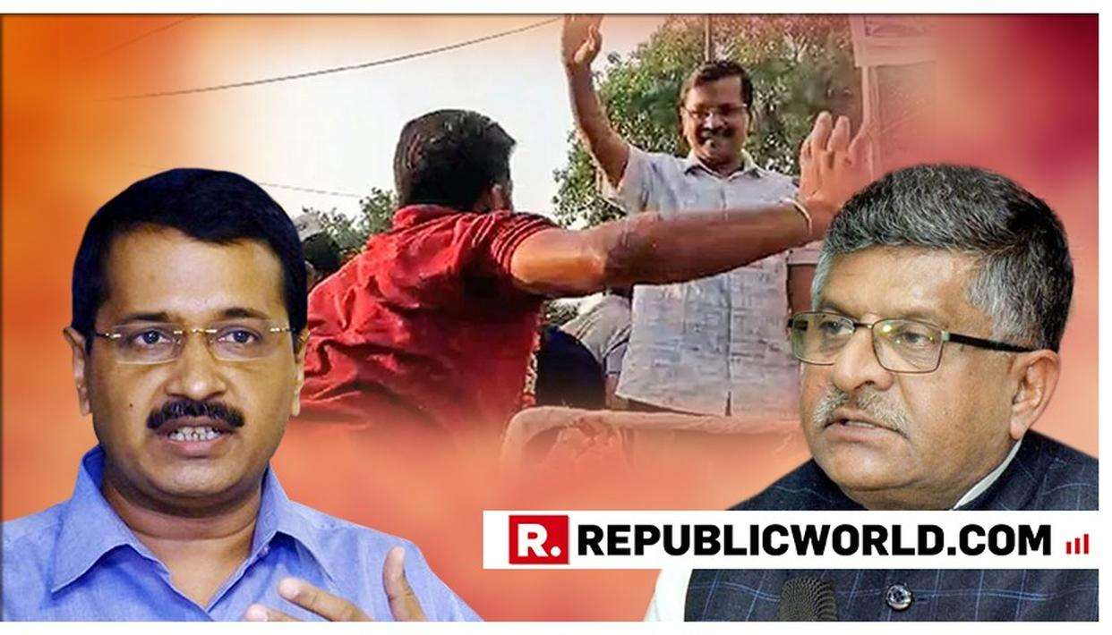 "WATCH: BJP'S RAVI SHANKAR PRASAD RUBBISHES AAP CHIEF ARVIND KEJRIWAL'S CLAIM OF 'INDIRA GANDHI-LIKE ASSASSINATION' FEAR, SAYS ""THAT PERIOD HAS PASSED AWAY"""