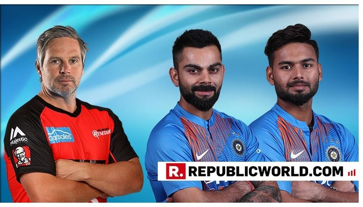 'AMAZING WHAT PEOPLE DO TO WIN GAMES', NETIZENS HIT BACK AT BRAD HODGE FOR CRITICIZING VIRAT KOHLI AND RISHABH PANT'S COMMERCIAL