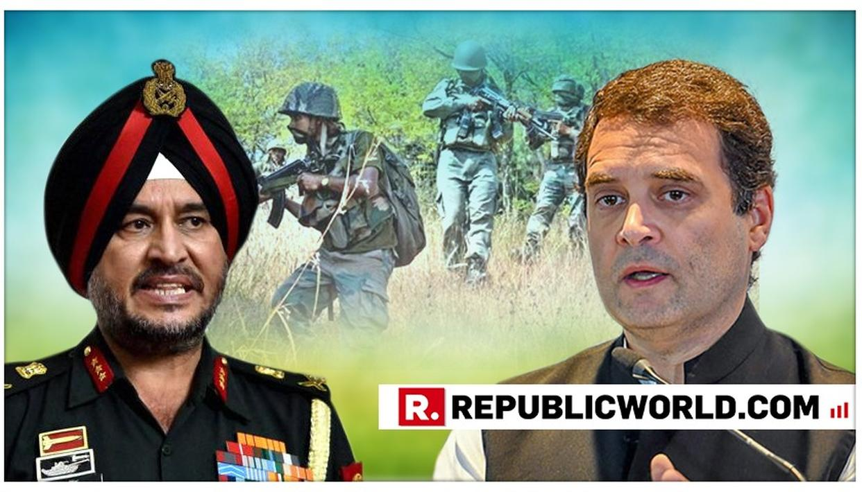 BIG EMBARRASSMENT FOR CONGRESS: ARMY CONTRADICTS UPA-ERA SURGICAL STRIKES CLAIM, SAYS FIRST WAS CONDUCTED IN SEPTEMBER 2016
