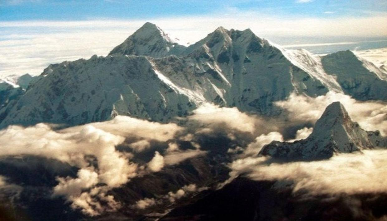 28 YEAR-OLD INDIAN SCALES TWO OF WORLD'S HIGHEST MOUNTAINS IN JUST SIX DAYS