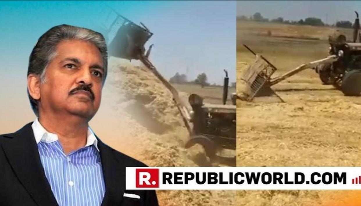 ANAND MAHINDRA COINS 'KHATIYA-VATOR' WHILE POSTING MUST-WATCH VIDEO OF 'NECESSITY IS THE MOTHER OF ALL INVENTION'. HERE'S WHAT THE CONTRAPTION IS