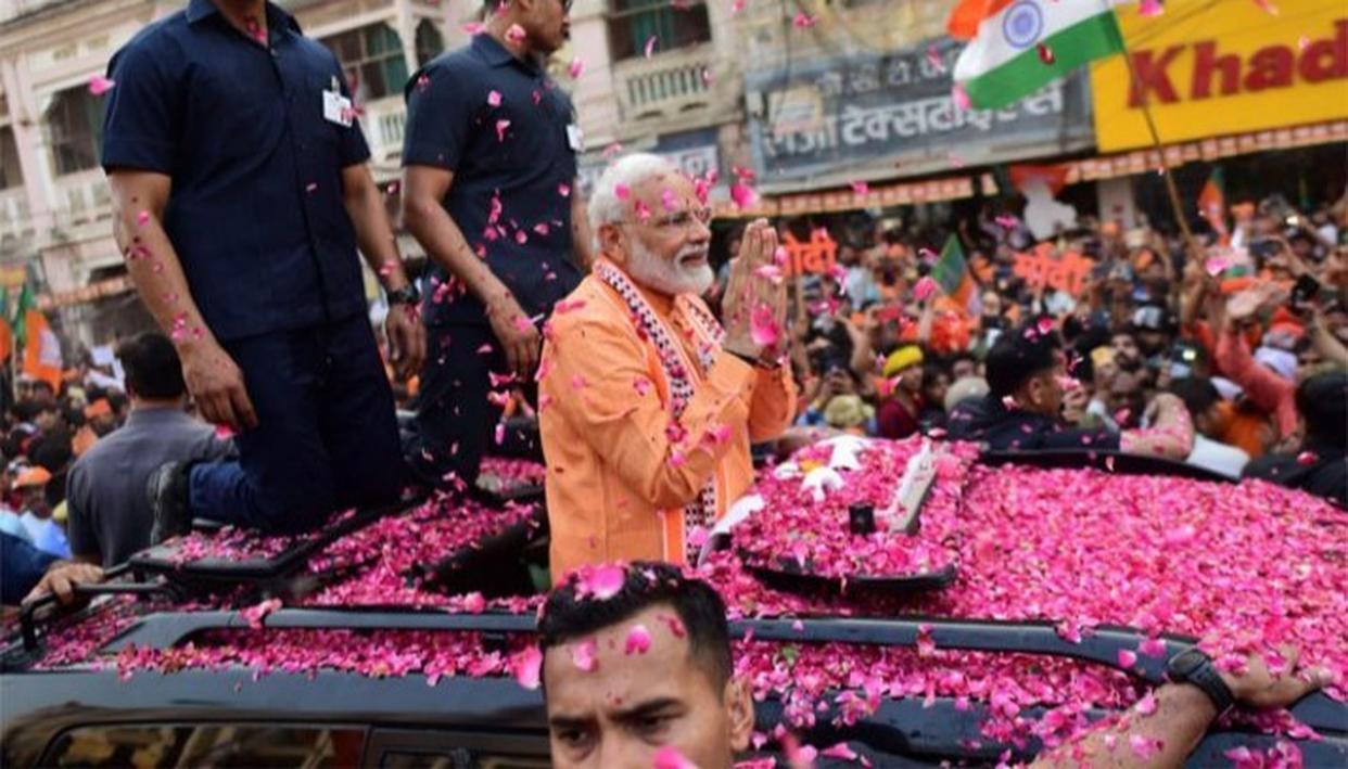 Lok Sabha Election 2019: मोदीमय हुआ बनारस, हर जगह सिर्फ जीत के अंतर को लेकर चर्चा