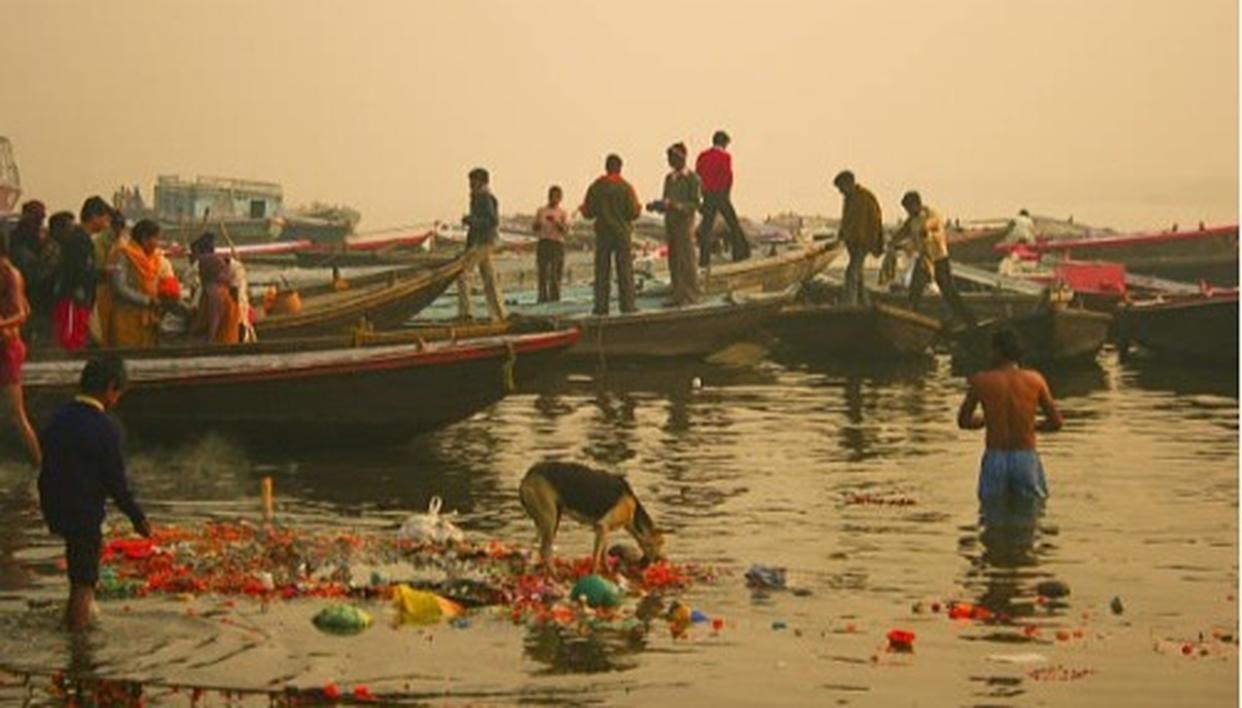 GANGA RIVER'S FAECAL COLIFORM BACTERIA LEVEL FOUND 3 TO 12 TIMES HIGHER THAN THE PERMISSIBLE: TOP POLLUTION WATCHDOG