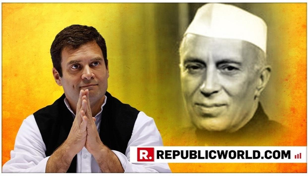 IN MESSAGE ON JAWAHARLAL NEHRU'S DEATH ANNIVERSARY, RAHUL GANDHI SPEAKS OF 'DEMOCRACIES DEGENERATING INTO DICTATORSHIPS'. READ HERE