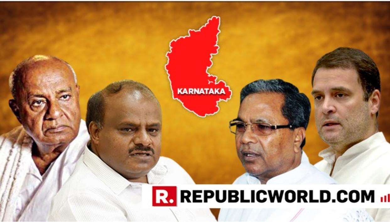 SCOOP: KARNATAKA CONGRESS OFFERING CABINET POSITIONS TO DISSENTING MLAS IN A BID TO SAVE JD(S)-CONGRESS COALITION GOVERNMENT