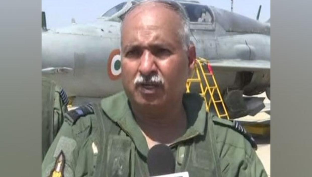 CLOUDS DO PREVENT RADARS FROM DETECTING ACCURATELY: AIR MARSHAL RAGHUNATH NAMBIAR