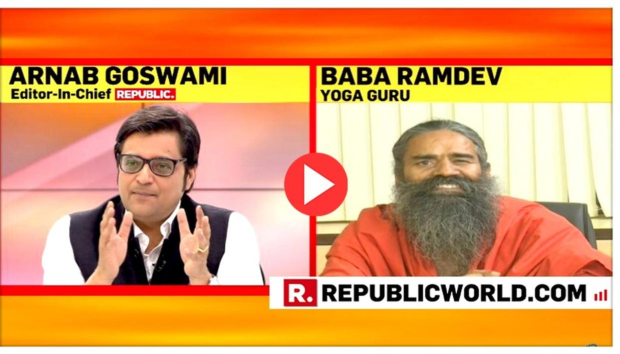 "EXCLUSIVE: ""WHERE WILL WE GET FOOD FOR THESE EXTRA CHILDREN?,"" ASKS BABA RAMDEV COUNTERING OPPOSITION TO HIS 'BAN THIRD CHILD FROM VOTING' IDEA TO CONTROL OVERPOPULATION"