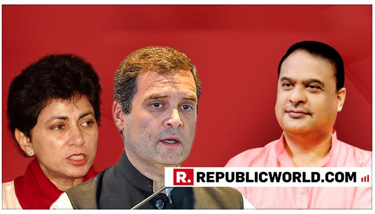 WATCH: 'KUMARI SELJA RAISED HUGE OBJECTION OVER PRESENCE OF RAHUL GANDHI'S STAFF IN CWC MEETING,' CLAIMS HIMANTA BISWA SARMA AMID CONGRESS TURMOIL