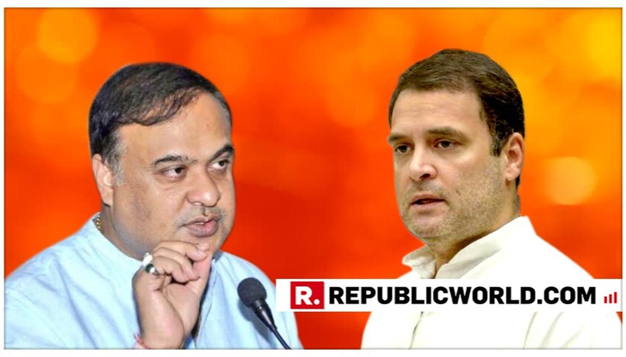 WATCH: 'RAHUL GANDHI CONTINUING AS CONGRESS PRESIDENT WILL BE BENEFICIAL FOR BJP,' EXPLAINS HIMANTA BISWA SARMA OVER POST-POLLS RESIGNATION TUMULT
