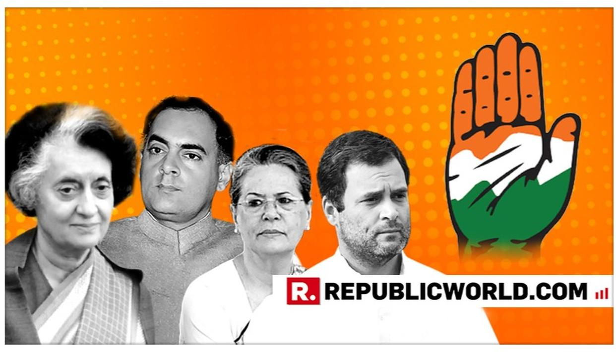 READ: AMID RESIGNATION DRAMA, THIS LIST OF NON-NEHRU-GANDHI CONGRESS PRESIDENTS SHOWS HOW IT'S ALWAYS BEEN 'LOYALTY OR OBSCURITY'