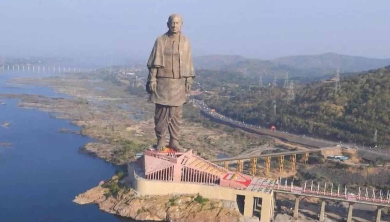 BIG HONOUR FOR WORLD'S BIGGEST STATUE - INDIA'S 'STATUE OF UNITY' FEATURES INWORLD ARCHITECTURE NEWS AWARDS 2019