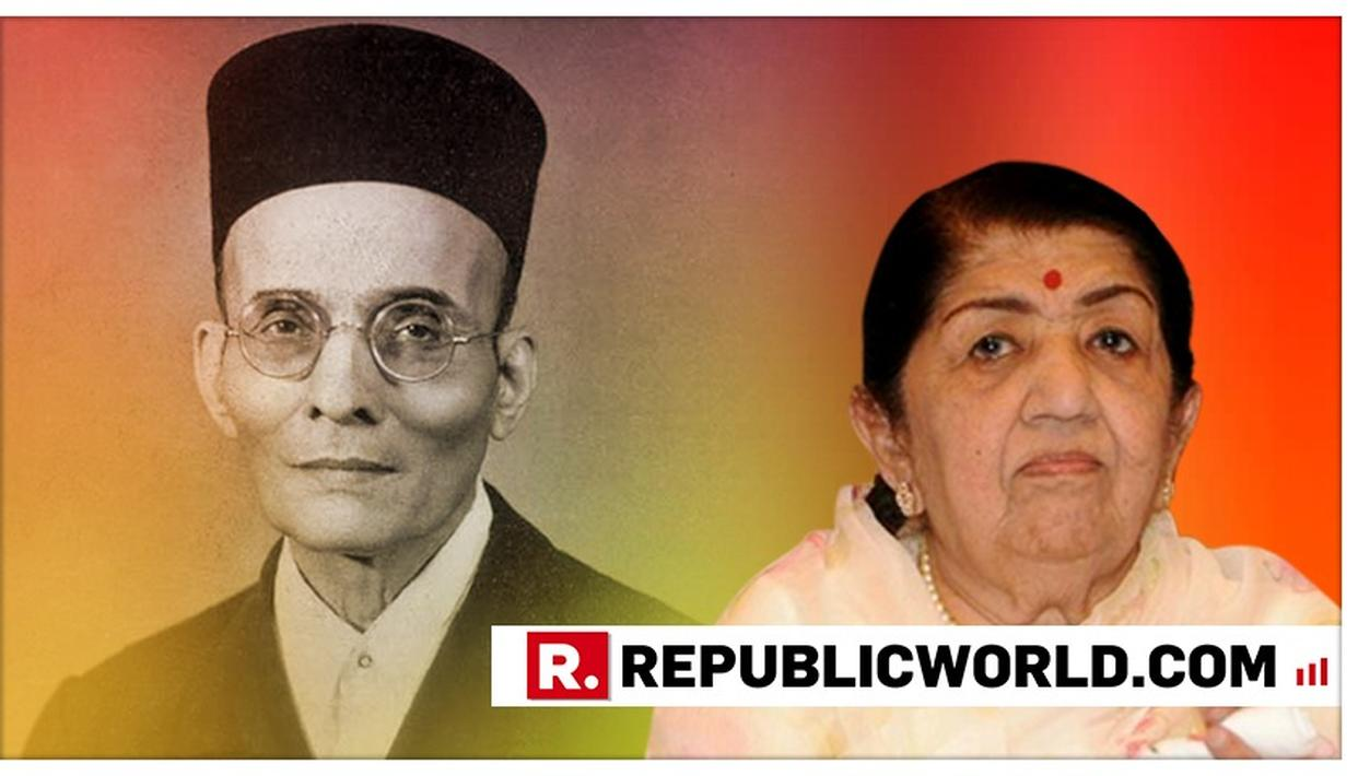 LATA MANGESHKAR SLAMS ATTEMPTS TO MALIGN VEER SAVARKAR, LAUDS HIS PATRIOTISM