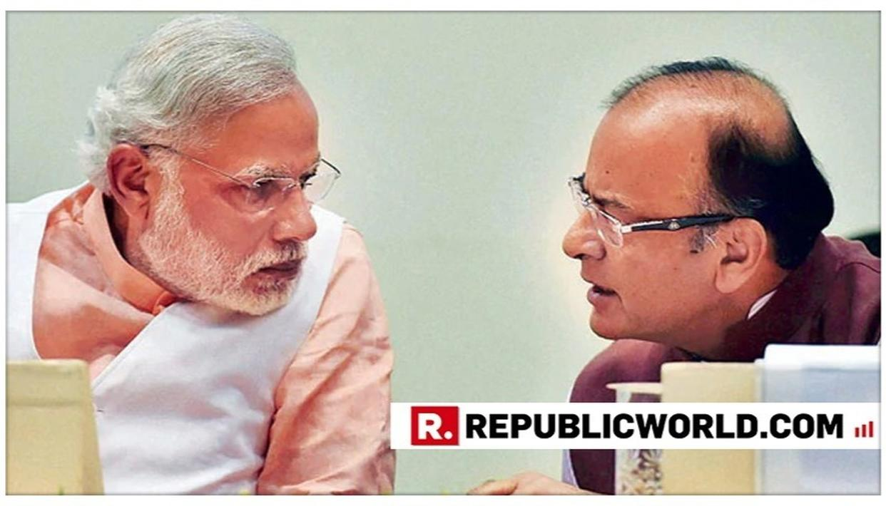 JAITLEY CITES HEALTH GROUNDS TO FORMALLY OPT OUT OF POSITION IN MODI GOVERNMENT 2.0. READ HIS LETTER