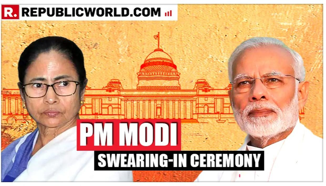 8 YEARS ON FROM HER OWN HISTORIC SWEARING-IN AS WEST BENGAL'S CM, HERE'S WHY MAMATA BANERJEE'S 'AUGUST CEREMONY DEVALUED' REASON FOR SKIPPING PM MODI'S OATH-TAKING SMACKS OF DOUBLE-STANDARDS
