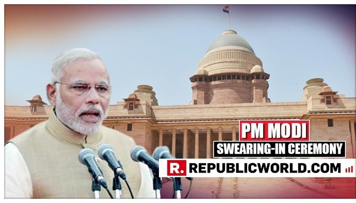 PM NARENDRA MODI'S SWEARING-IN CEREMONY TO TAKE PLACE AT THE FORECOURT OF THE RASHTRAPATI BHAVAN. HERE'S WHY IT IS IMPORTANT
