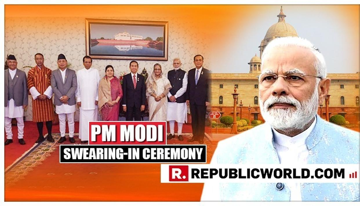 WATCH: INDIA INVITES BIMSTEC LEADERS FOR PRIME MINISTER NARENDRA MODI'S SWEARING-IN, SEEKS TO STRENGTHEN REGIONAL TIES