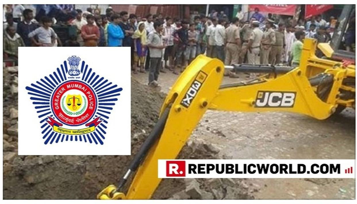 MUMBAI POLICE HAS AN INTERESTING TAKE ON THE VIRAL #JCBKIKHUDAI MEMES, ASK CITIZENS TO STAY ALERT DRAWING SPIDER-MAN REFERENCE