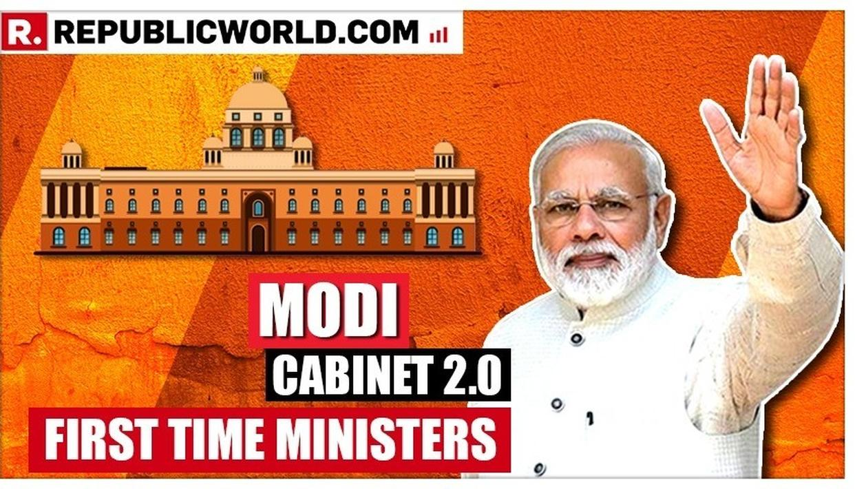 HERE'S THE LIST OF FIRST-TIME MINISTERS WHO HAVE BEEN INDUCTED INTO THE MODI CABINET 2.0