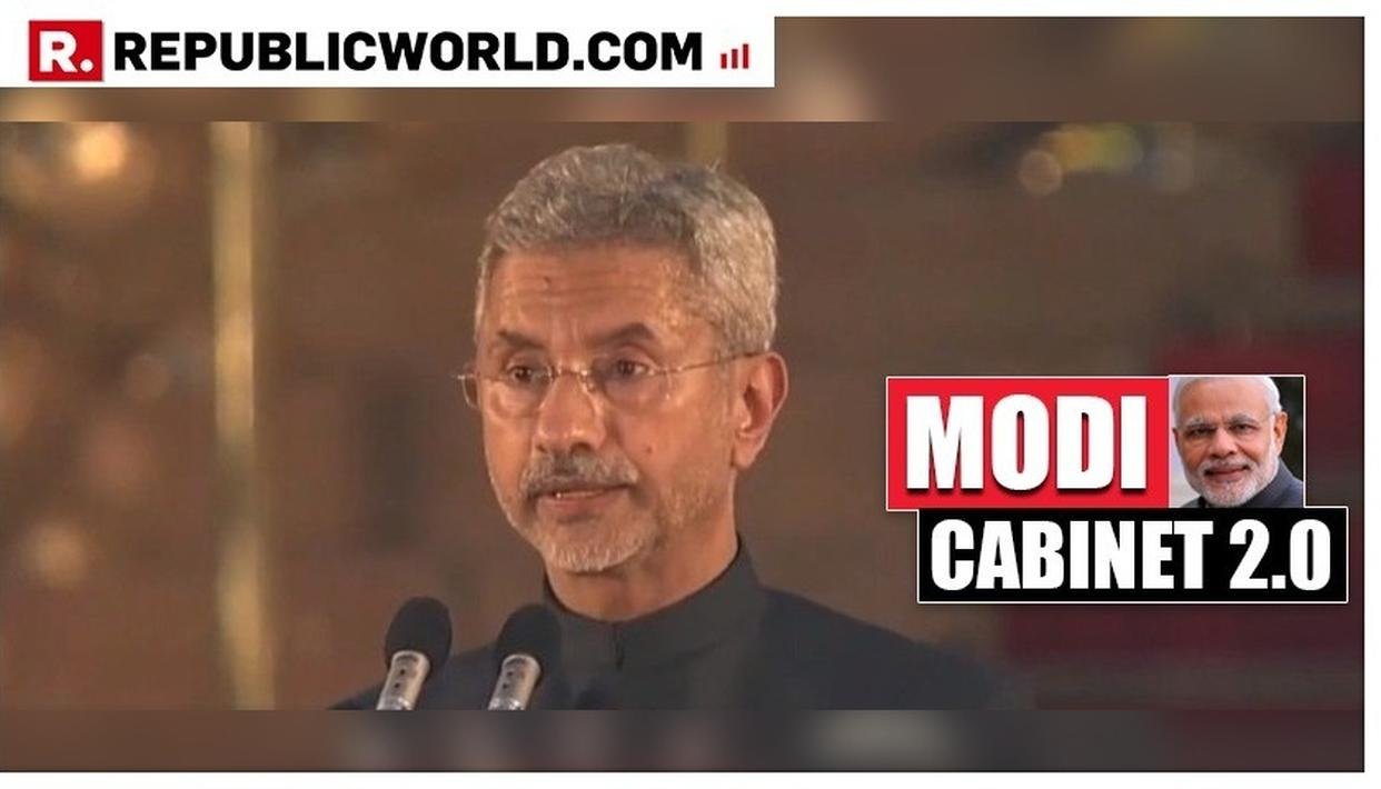 MODI CABINET 2.0: ALL YOU NEED TO KNOW ABOUT S JAISHANKAR, FORMER FOREIGN SECRETARY AND NEWLY-INDUCTED CABINET MINISTER