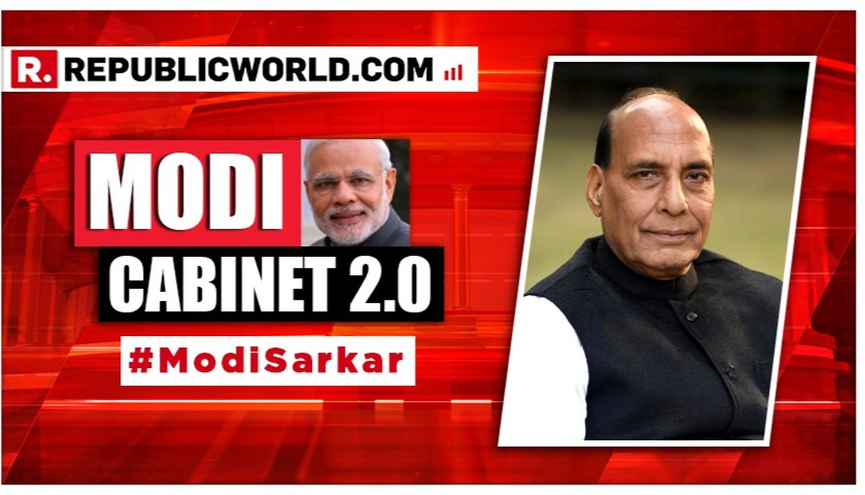 MODI CABINET 2.0: RAJNATH SINGH IS THE NEW DEFENCE MINISTER, FULL PORTFOLIO ALLOCATION OF THE SECOND NARENDRA MODI-LED NDA GOVERNMENT OUT