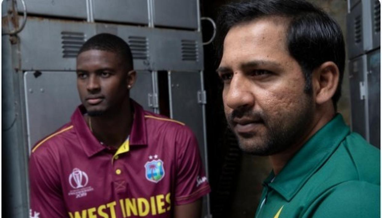 WORLD CUP 2019 | BATTLE OF THE UNPREDICTABLES AS REIGNING WORLD T20 CHAMPIONS WEST INDIES FACE CHAMPIONS TROPHY WINNERS PAKISTAN