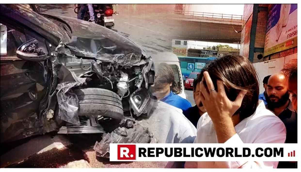 TEJ PRATAP YADAV INVOLVED IN AN ACCIDENT IN PATNA, SUSTAINS AN INJURY TO HIS LEG. HERE'S WHAT HAPPENED