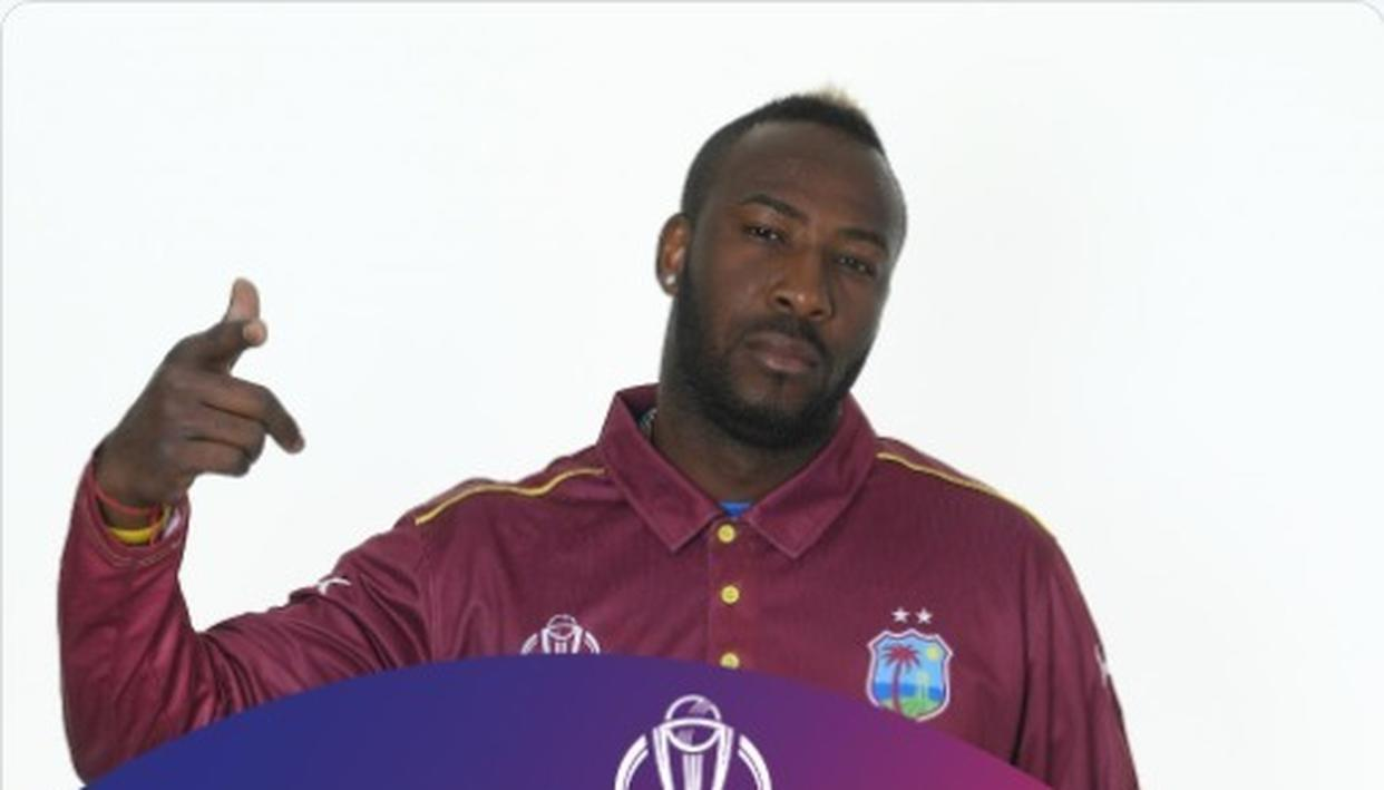 WORLD CUP 2019: 'ANDRE RUSSELL CONTINUING FROM WHERE HE LEFT IN IPL', TWITTERVERSE SHOWER PRAISES ON THE WEST INDIES ALL-ROUNDER AFTER HIS DEADLY BOWLING SPELL AGAINST PAKISTAN