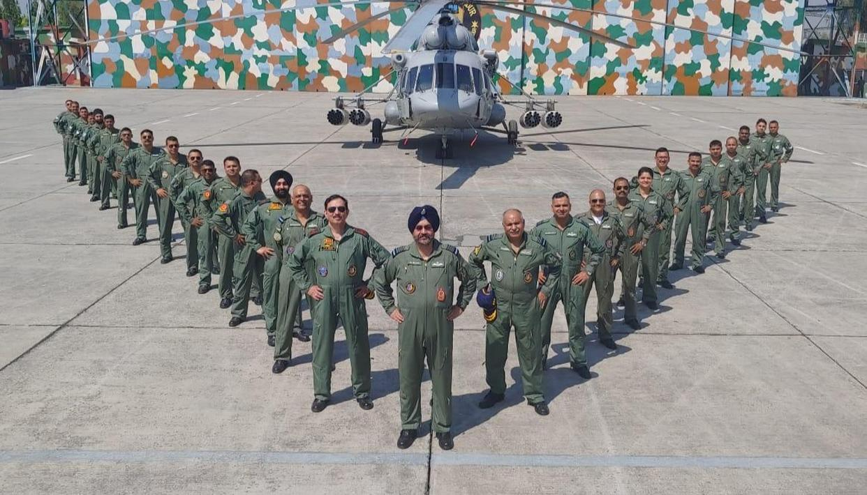IAF REMOVES TEMPORARY RESTRICTIONS ON AIR ROUTES IMPOSED AFTER BALAKOT STRIKE