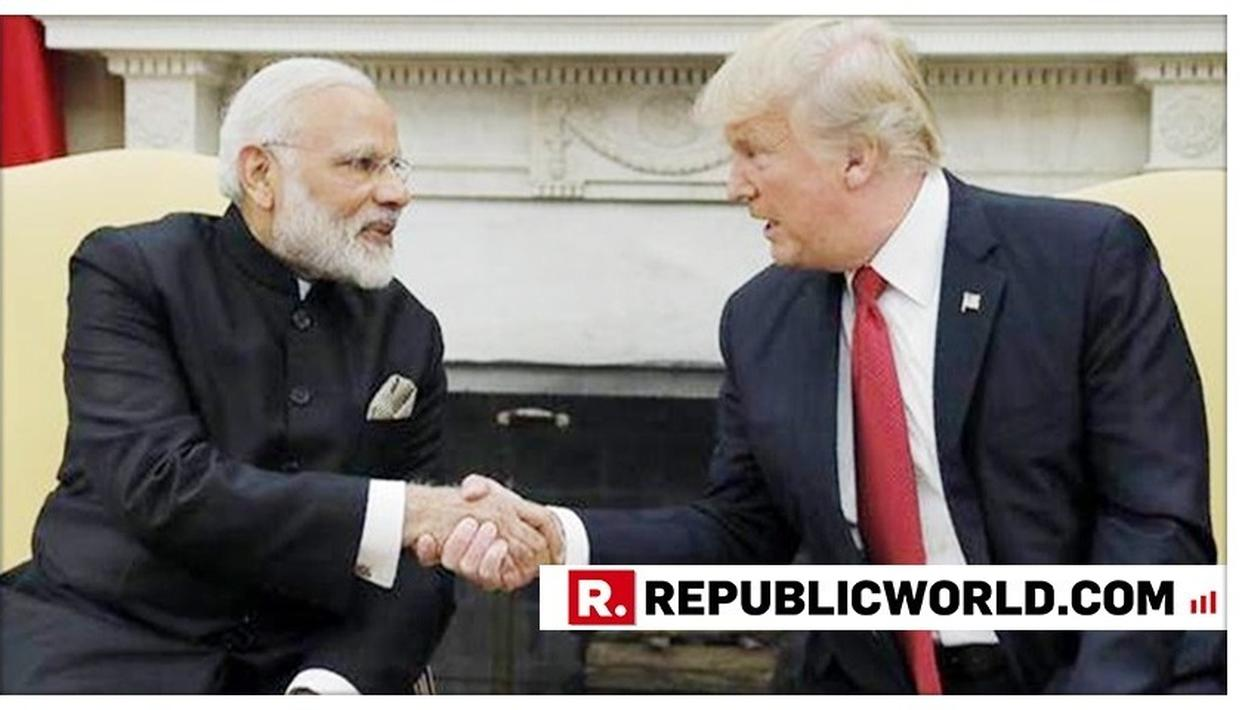 US TO END TRADE PRIVILEGES FOR INDIA ON JUNE 5: DONALD TRUMP