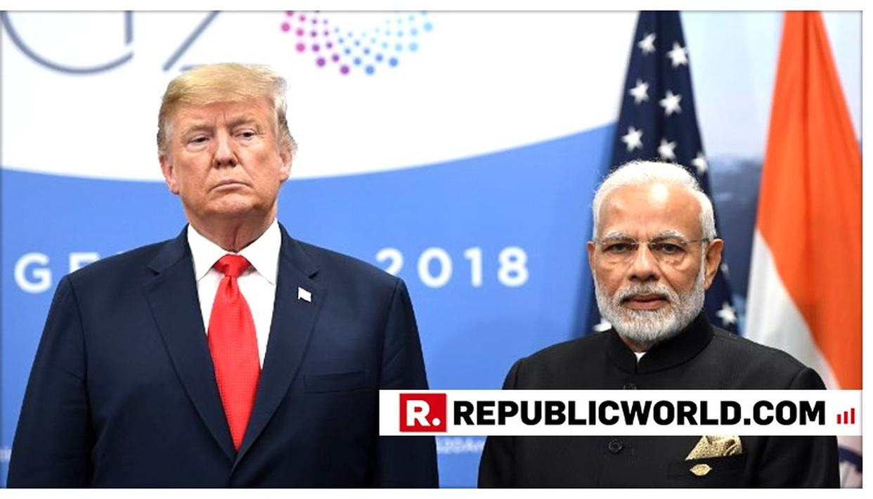COMMERCE MINISTRY ISSUES A STATEMENT AFTER DONALD TRUMP ANNOUNCES TO END PREFERENTIAL TRADE STATUS FOR INDIA. READ HERE