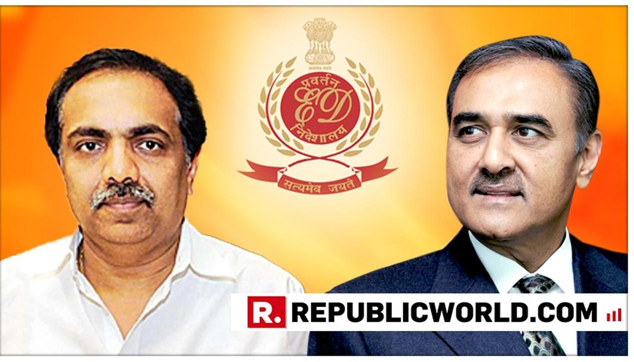 """WATCH: """"OUR PARTY THINKS THAT THERE IS NOTHING WRONG IN THE DEAL,"""" SAYS NCP MAHARASHTRA CHIEF JAYANT PATIL STANDING BY PRAFUL PATEL"""