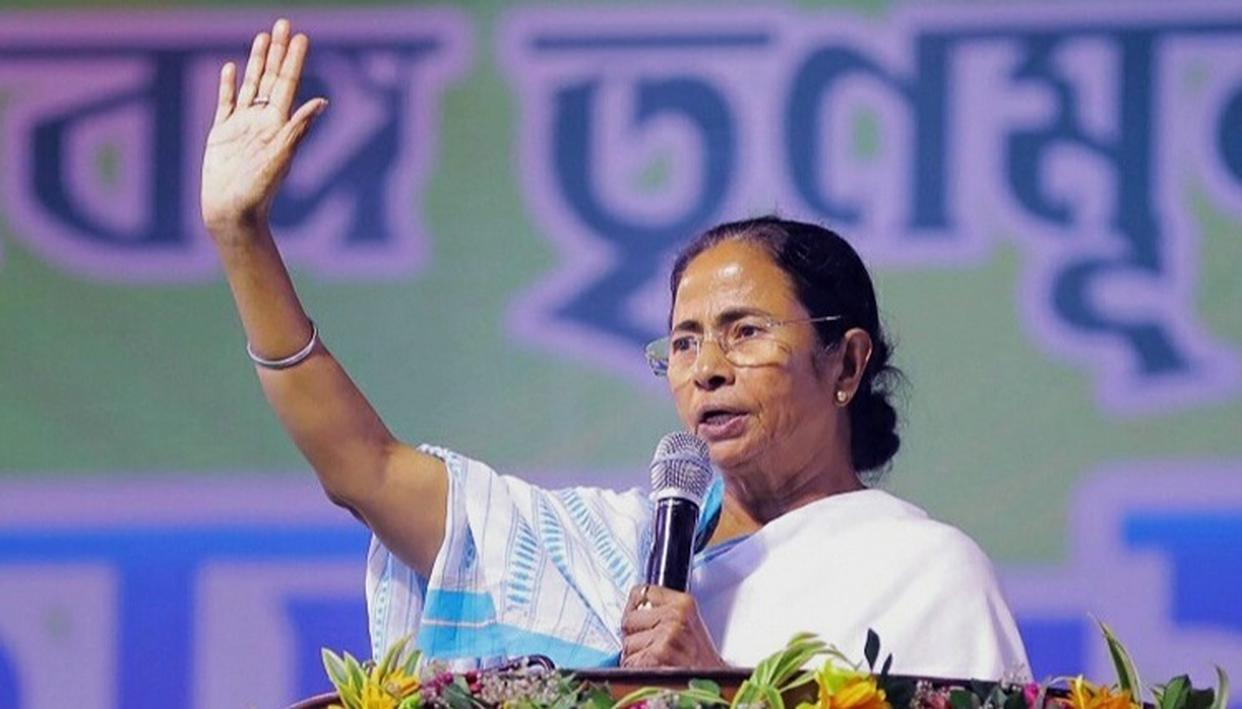 'JAI SHRI RAM' CONTROVERSY GETS BIGGER AS MAMATA BANERJEE GOES AFTER SLOGANEERS; ASKS POLICE TO MAP AREAS WHERE SLOGANS WERE RAISED